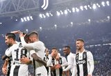 """""""Juventus"""" net ir be C.Ronaldo pagalbos užtikrintai nugalėjo """"Udinese"""" futbolininkus"""