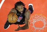 NBA mainų termino pabaigos belaukiant: vasario 8 d. gandai