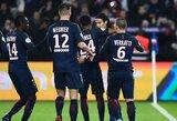 PSG 2016 metus užbaigė triuškinama pergale, o M.Balotelli – su raudona kortele