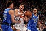 """""""Suns"""" netikėtai sutriuškino """"Mavericks"""""""