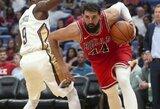 """Paaiškėjo, kas inicijavo """"Bulls"""" komandos žaidėjų tarpusavio muštynes"""