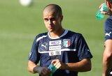 """""""Juventus"""" susigrąžino visas teises į S.Giovinco"""
