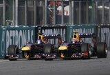 S.Vettelis ragina kuo greičiau pamiršti Malaizijoje kilusį skandalą