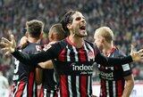 "Vokietijoje – lengva ""Eintracht"" pergalė prieš ""Bayer"""
