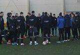 Branduolį išsaugoję LFF taurės laimėtojai pradėjo pasirengimą sezonui
