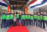 Istorinis mačas: Lietuvos vandensvydžio rinktinė prieš Nyderlandų ekipą