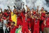 Pamatykite: paaiškėjo geriausia Tautų lygos finalo ketverto komanda