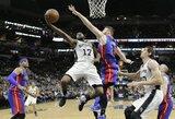 NBA gražiausių epizodų dešimtuko pirmoje vietoje – efektingas J.Simmonso dėjimas