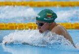 Pasaulio plaukimo čempionatas: lietuvių startai ir rezultatai