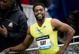"""T.Gay'aus treneris J.Drummondas: """"Sveiko Tysono nesustabdytų net Boltas"""""""