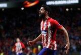 """""""Atletico"""" netektis: D.Costai bus atlikta kairės pėdos operacija"""