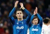 C.Ronaldo įvardijo, kuris žaidėjas galės užimti jo vietą – dūrė į aštuoniolikmetį