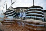 """""""Manchester City"""" jungiasi prie kovos su koronavirusu: tam skirs savo stadioną"""