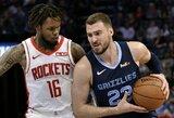 """""""Fenerbahče"""" susigrąžino NBA vietos neradusį serbą"""