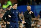 """""""Everton"""" futbolininkai nepatenkinti treniruočių kiekiu ir naujojo trenerio instrukcijomis"""