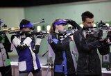 Lietuvos šauliai į jaunimo olimpiadą nepateko