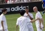 Įspūdingas legendinio Z.Zidane'o sūnaus įvartis