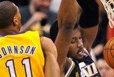 """D.Favorso dėjimas išplėšė """"Jazz"""" ekipai pergalę prieš """"Lakers"""" (visi rezultatai)"""
