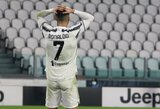 F.Capello nepagailėjo kritikos C.Ronaldo žaidimui