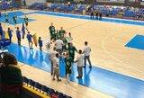 Lietuvos kurčiųjų vyrų krepšinio rinktinė – pasaulio čempionato finale