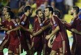 Ispanija ir Anglija sėkmingai pradėjo atranką į Europos čempionatą