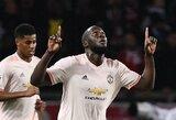 """R.Lukaku atsivėrė: apie skambutį iš J.Mourinho, tapimą vienu iš """"Man United"""" atpirkimo ožių, netinkamumą trenerio sistemai ir ko dėl jo nepadarė Anglijos klubas"""