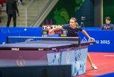 R.Paškauskienę Europos čempionato vienetų varžybose sustabdė Rio de Žaneiro olimpiados dalyvė