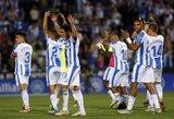 """Netikėtumas Ispanijoje: Iš dugno kylantys """"Leganes"""" nugalėjo vienus čempionato lyderių"""