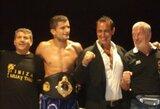 V.Valančius laimėjo Muay Thai turnyrą Ispanijoje
