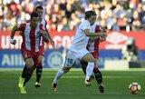 """Smūgis """"Real"""": traumuotas L.Modričius gali nedalyvauti derbyje su """"Atletico"""""""