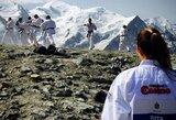 Pasirengimą pasaulio kiokušin karatė čempionatui Japonijoje lietuviai pradėjo Šveicarijoje