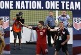 """""""Borussia"""" talentas atvedė JAV rinktinę į svarbią pergalę"""