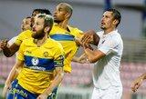 """Triuškinamą pralaimėjimą prieš """"Maccabi"""" patyrusi """"Sūduva"""" tęs pasirodymą Europos lygos atrankoje"""
