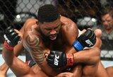 Turnyro išvakarėse UFC prarado pagrindinę kovą: C.Blaydesas užsikrėtė koronavirusu