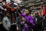 """D.Rose'as karjerą tęs """"Pistons"""" klube"""