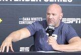 Dar daugiau Las Vegaso žemės nusipirkusi UFC pastatys viešbutį kovotojams