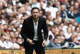 """Pamatykite: F.Lampardas jau atvyko į """"Stramford Bridge"""" stadioną"""