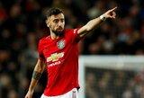 """B.Fernandeso išpažintis: sulaukęs """"Man Utd"""" pasiūlymo – pravirko"""