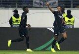 """Vokietijoje – užtikrinta """"Eintracht"""" ekipos pergalė"""
