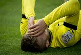 Vokietijos čempionus užgriuvo traumų lavina