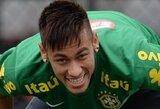 Neymaras gali tapti greičiausiu futbolininku pasaulyje?