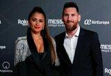 """Argentinos rinktinės treneris: """"Kitą mėnesį L.Messi sugrįš"""""""
