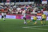 Po atkaklios kovos aštuntfinalyje Lietuva baigė savo pasirodymą pasaulio čempionate