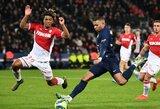 """Prancūzijoje – PSG lygiosios su """"Monaco"""""""