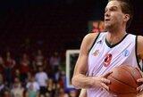 """M.Kalnietis svariai prisidėjo prie """"Lokomotiv-Kuban"""" pergalės Vieningoje lygoje"""
