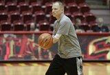 A.Karnišovas nusprendė pasilikti krepšininkų mėgstamą specialistą