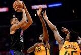 """""""Clippers"""" puolėjas pratęsė kontraktą dar metams"""