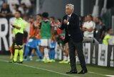 """""""Napoli"""" strategas C.Ancelotti po apmaudžios nesėkmės prieš """"Juventus"""": """"Šį kartą iššvaistėme savo galimybę"""""""