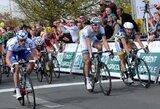 """""""4 Jours de Dunkerque"""" dviračių lenktynėse E.Šiškevičius lieka 7-as"""