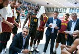 """FIBA Čempionų lygos atrankoje """"Lietkabelis"""" susikaus su puolimu savo žaidimą grindžiančiu Kipro klubu"""